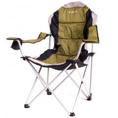 Кресло шезлонг складное Ranger FC 750-052 Green RA2221