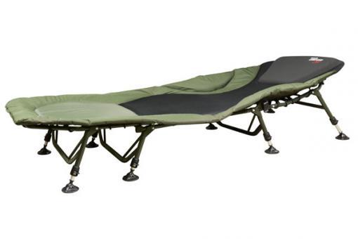Кровать (раскладушка) Fishing ROI HYB019 с 8-ю ножками, неопреновая подушка