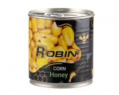 Кукурудза ROBIN Мед 200ml ж/б