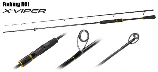Спиннинг FishingROIX-Viper2.40mLT3-15g