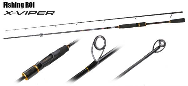 Спиннинг FishingROIX-Viper2.40mMT5-25g