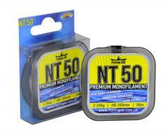 Леска Fishing ROI NT50 d=0.128mm 1.6kg 50m