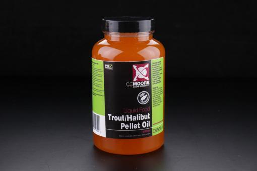 Ликвид CC Moore Trout/Halibut Pellet Oil 500ml