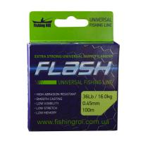 Леска Fishing ROI FLASH Universal Line 0.22mm 100m 4.9kg