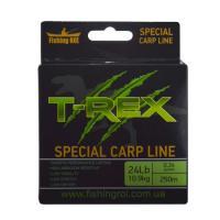 Леска Fishing ROI T-REX Special Carp Line 0.34mm 250m 10.9kg