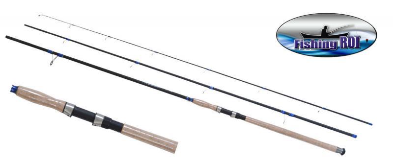 Удилище Fishing ROI Whiplash 5-25g 4.20m