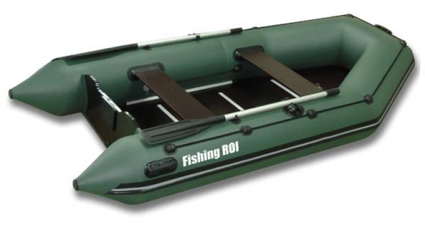 Надувная моторная лодка Fishing ROI NEPTUN N 270 LN