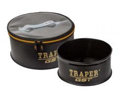 Набор контейнеров (емкости) TRAPER GST PVC  d=33*15cm, d=29*13cm T36122