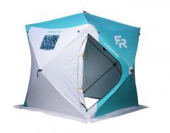 "Палатка ""Fishing ROI"" Legend Куб зимняя (180*180*205см.) white-blue"