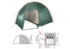 Палатка Totem Apache 3 TTT-023