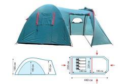 Палатка Tramp Anaconda 4 (v2) TRT-078