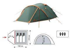 Палатка Tramp Totem Indi TTT-018
