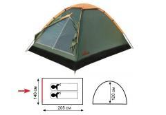 Палатка Tramp Totem Summer TTT-019
