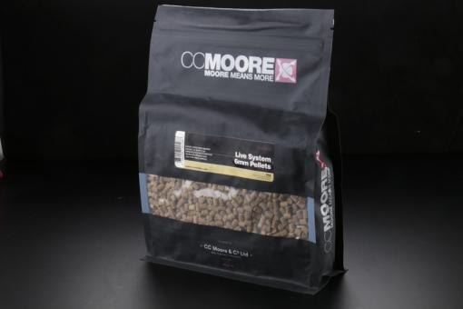 Пеллетс CC Moore Live System Pellets 6mm 1kg
