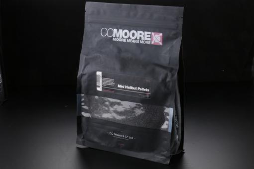 Пеллетс CC Moore Mini Halibut Pellets 2mm 1kg