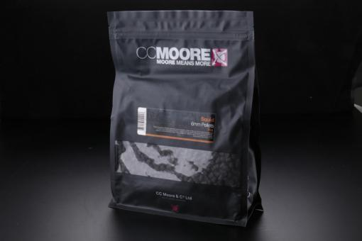 Пеллетс CC Moore New Squid Pellets 6mm 1kg