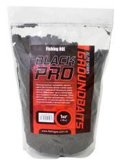 Прикормка Fishing ROI Elite Series Black Pro 0.6кг