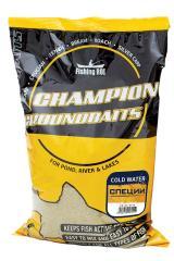 Прикормка FR Champion Cold Water Специи 1кг
