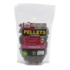 "Пеллеты Fishing ROI ""PELLETS"" пылящий Белый шоколад 8мм 750г"