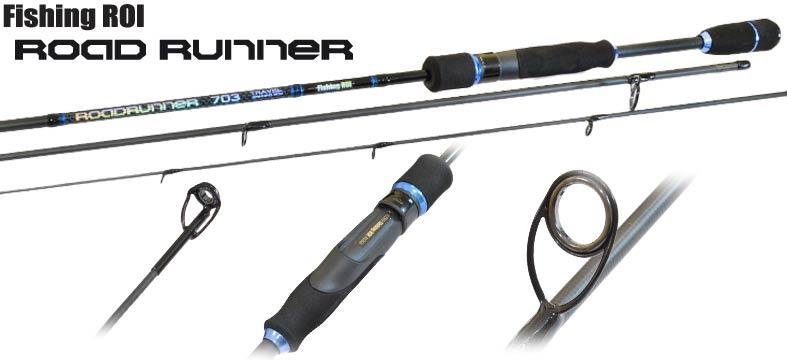 Спиннинг Fishing ROI Roadrunner 2.10g 5-20g