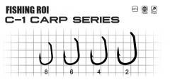 Крючки FR Karp C1 №6 (уп10шт)