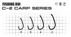 Крючки FR Karp C2 №4 (уп10шт)