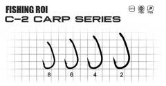 Крючки FR Karp C2 №6 (уп10шт)