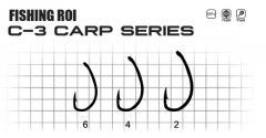 Крючки FR Karp C3 №6 (уп10шт)