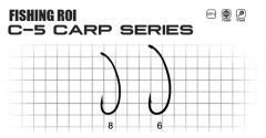 Крючки FR Karp C5 №6 (уп10шт)