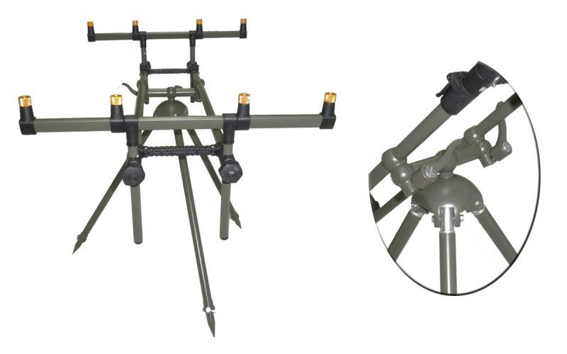 Rod Pod Fishing ROI SCC-122