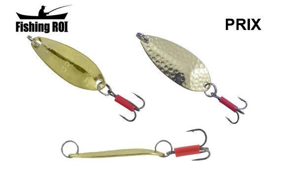 Блесна Fishing ROI Prix 5gr 002