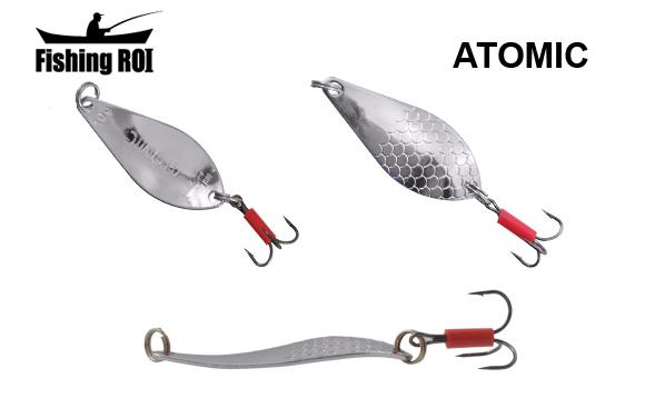 Блесна Fishing ROI Atomic S 19gr 001