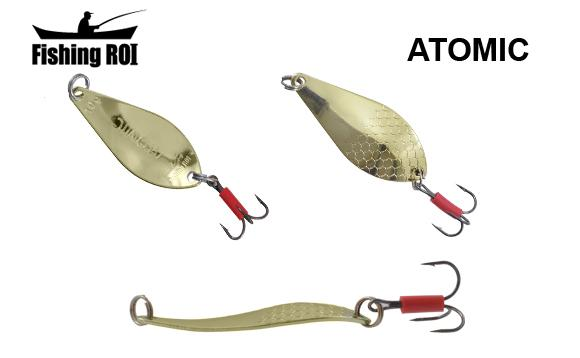Блесна Fishing ROI Atomic S 19gr 002