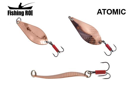 Блесна Fishing ROI Atomic S 19gr 003