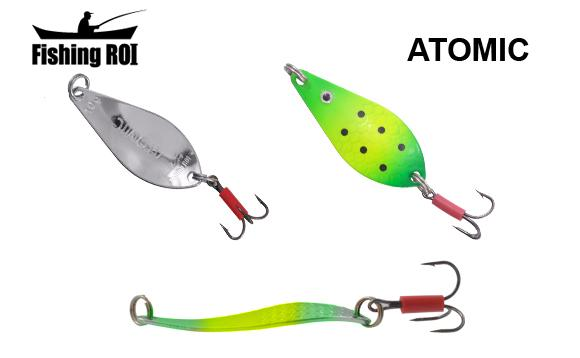 Блесна Fishing ROI Atomic S 14gr 017
