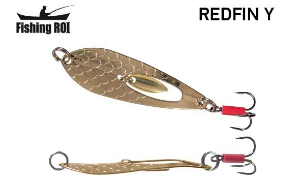 Блесна Fishing ROI Redfin Y 8gr 002