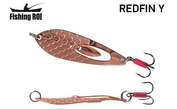 Блесна Fishing ROI Redfin Y 8gr 003
