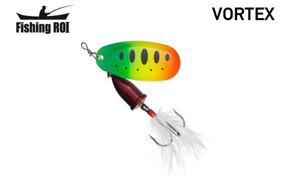 Блесна Fishing ROI Vortex 1 4gr 029