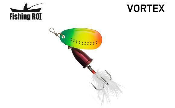 Блесна Fishing ROI Vortex 1 4gr 47