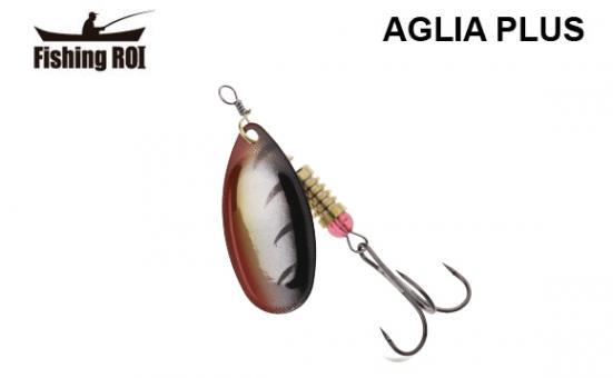 Блесна Fishing ROI Aglia+ 4gr 001A