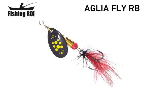 Блесна Fishing ROI Aglia fly 1br 3gr 21