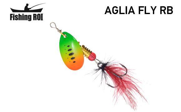Блесна Fishing ROI Aglia fly 1br 3gr 29