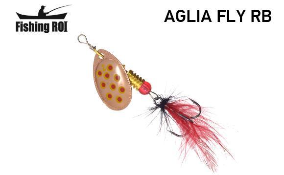 Блесна Fishing ROI Aglia fly 1br 3gr 33