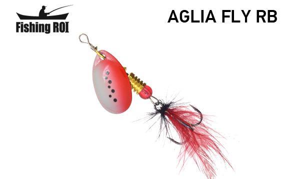 Блесна Fishing ROI Aglia fly 1br 3gr 38