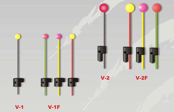 Сторожок- пружина V-2 (3.0-4.0 гр)