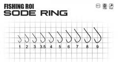 Крючки FR Sode-ring №1 (уп15шт)