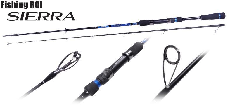 Спиннинг Fishing ROI Sierra 1.98m 14-42g