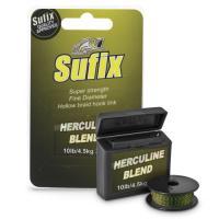 Поводковый материал Sufix Herculine Blend 20m 15lb weed green