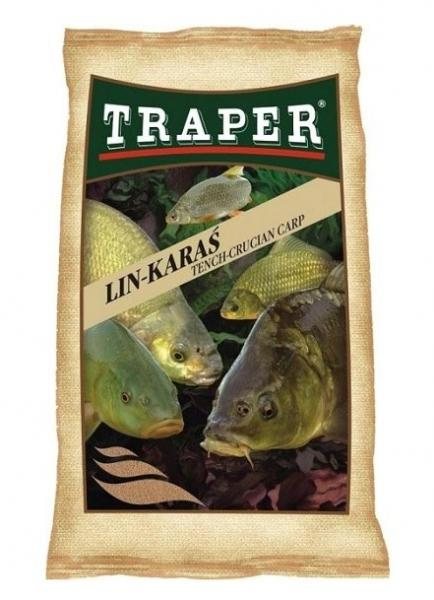 Прикормка Traper Popular Series 0.75kg Karp