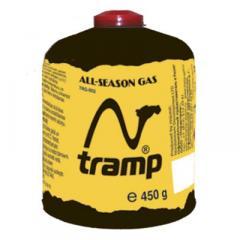 Баллон газовый 450 Tramp (резьбовой)